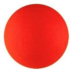 Bola de esponja 4,5 cm roja
