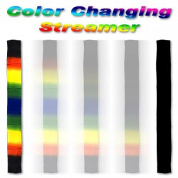 Streamer cambio de color