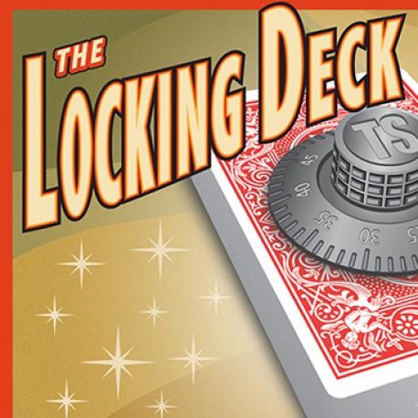 The locking deck (azul)