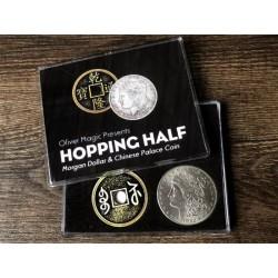 Hopping Half Morgan