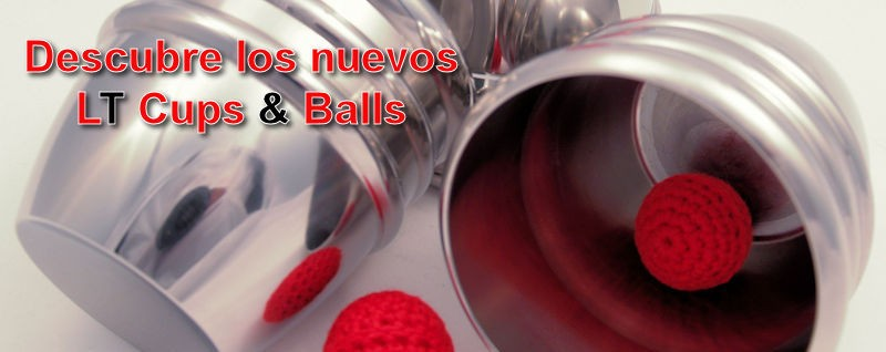 LT Cups & Balls